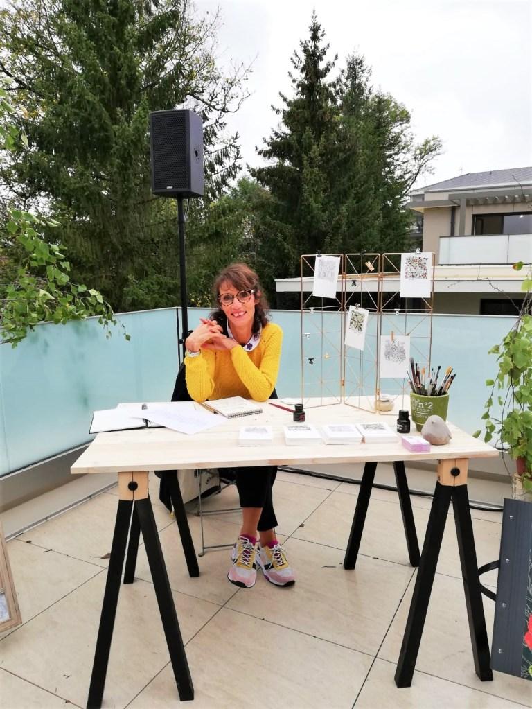 ©Véronique Milioni créatrice, art évenement programme héritage
