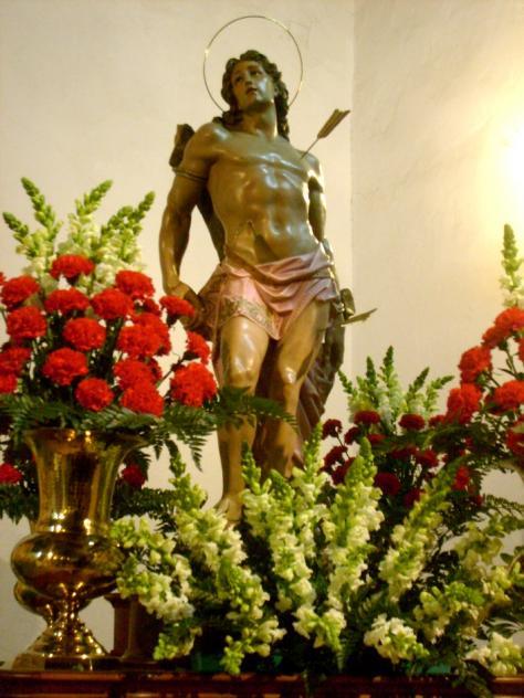 San Sebastin Mrtir HINOJOSA DEL DUQUE