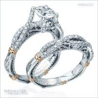 verragio wedding ring sets | Wedding