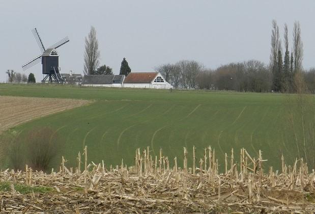 Boerenkrijgroute - molen van kapitein Zeppos
