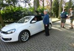auto wijden in Scherpenheuvel