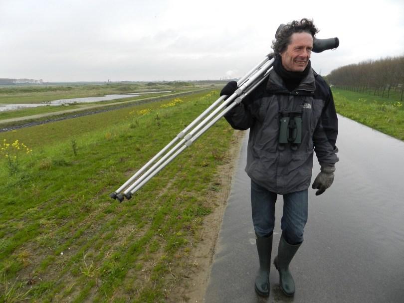 Doelpolder Noord met Dirk Draulans