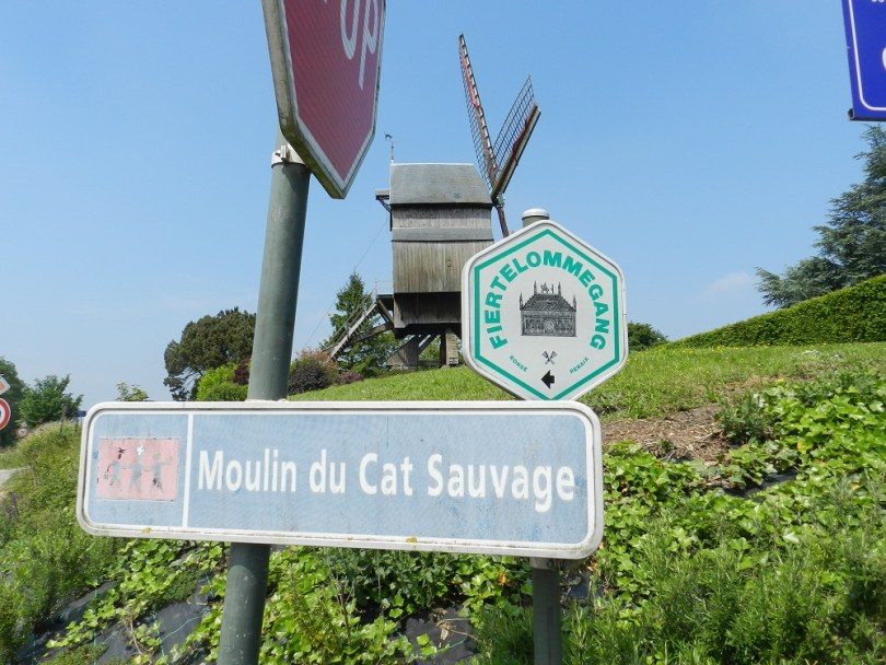 Moulin du Cat Sauvage