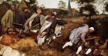 Parabel van de blinde Bruegel de oude