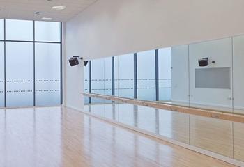Grand Miroir Pour Salle De Danse
