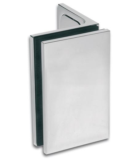 paroi fixe de douche 90 degre verre mur