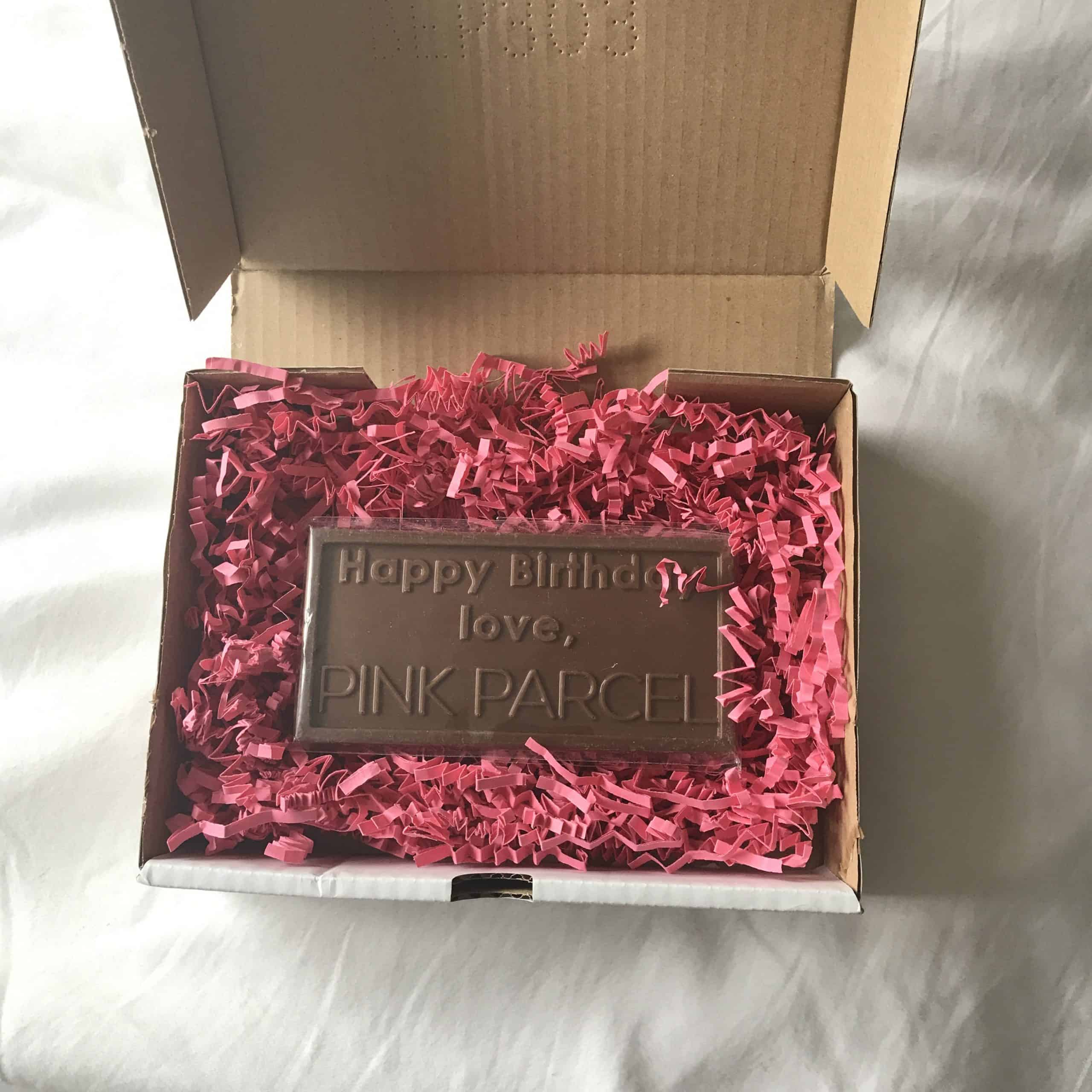 subscription box gift chocolate