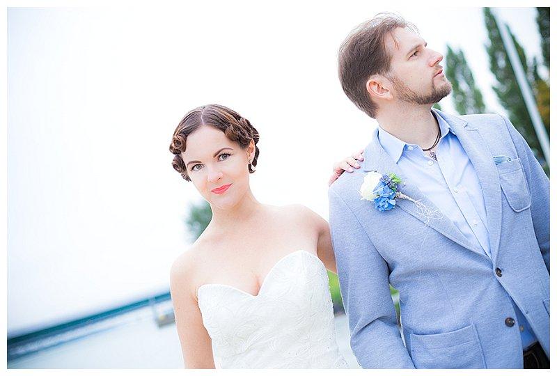 Maritimer Styleshoot von Karin Ahamer  Verrckt nach Hochzeit