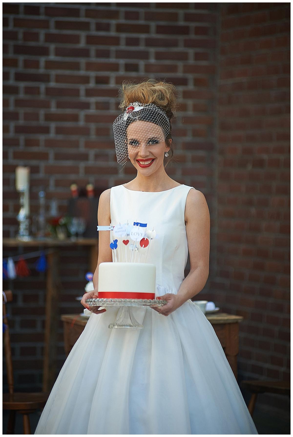 Hochzeit auf die moderne englische Art  Eine Inspiration aus der Garagenauffahrt  Verrckt
