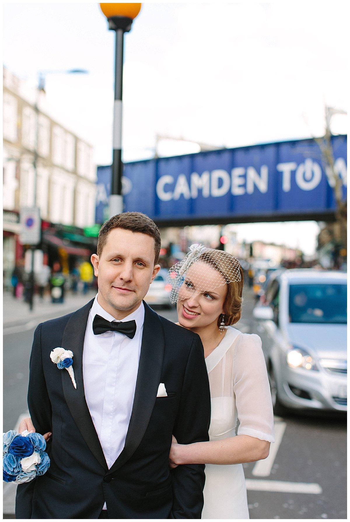 Judith  Daniel  entspannte Hochzeit in London  Verrckt nach Hochzeit