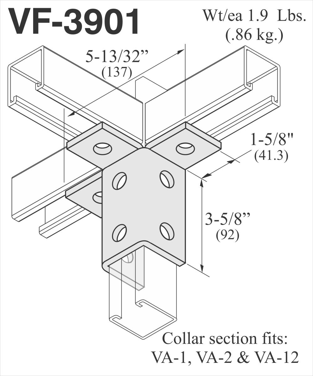 medium resolution of vf 3901 9 hole 3 way