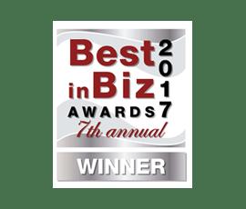 Best in biz Awards 2017 Icon