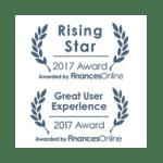 Rising Star Icon 2017