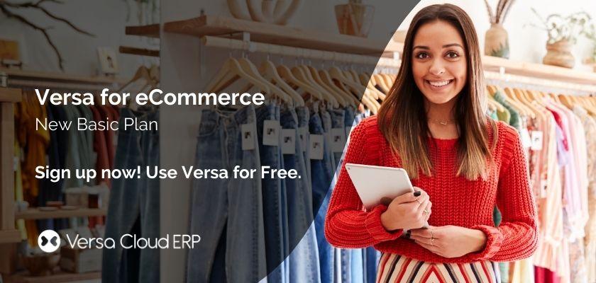 New Basic Plan Versa for eCommerce Shopify