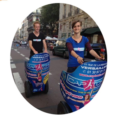 Versailles Events - Animations Segway - Professionnel