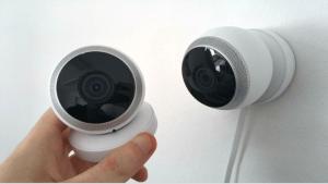 simple camera installation