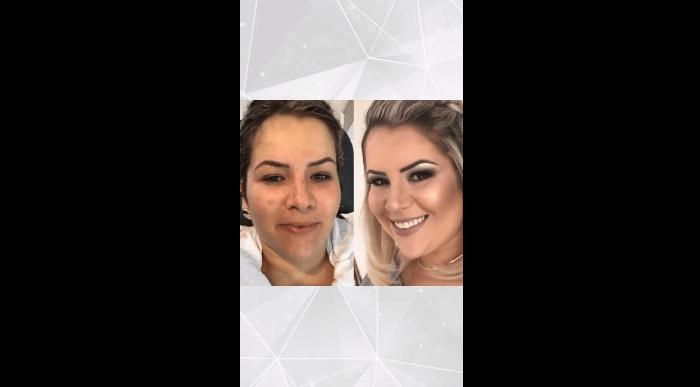 Maquiagem II – Salão Versátil