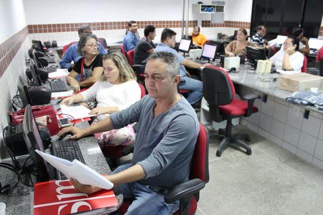 Curso de Informática no Cemure. Foto: Adrovando Claro