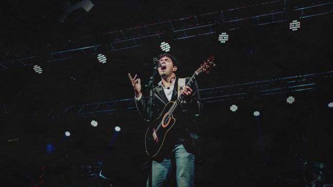 Cantor Jorge Vercillo - foto - Site oficial do cantor