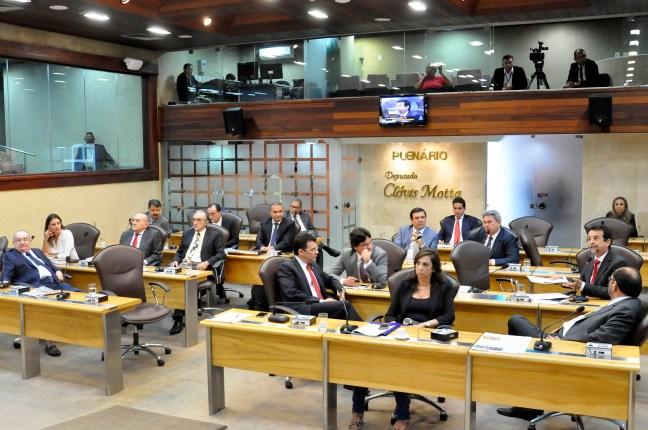 Deputados vão debater em comissão o sistema penitenciário do RN. Foto: Eduardo Maia