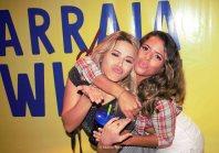 Nataly e Patrícia
