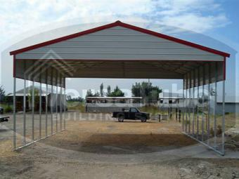 Grand Carport Frame Only 12 X 20 X 7