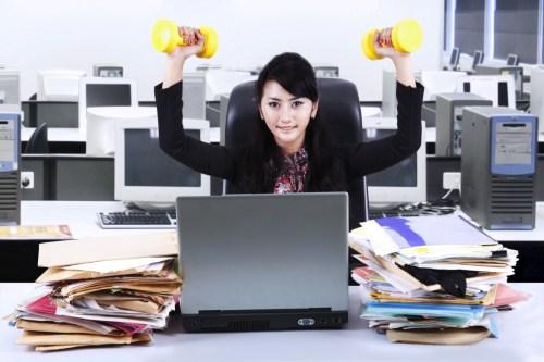produtividade - work out