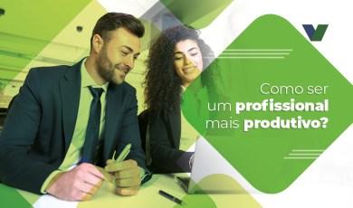 profissional mais produtivo