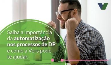 automatização dos processos de Dp