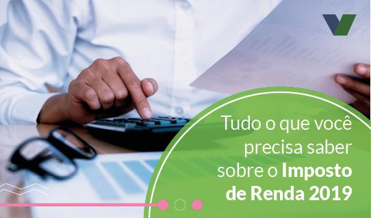 Imposto de Renda 2019
