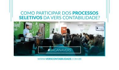 Como participar dos processos seletivos da Vers Contabilidade - 390x230px