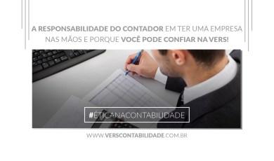 A responsabilidade do contador em ter uma empresa nas mãos e porque você pode confiar na Vers - site 390X230px