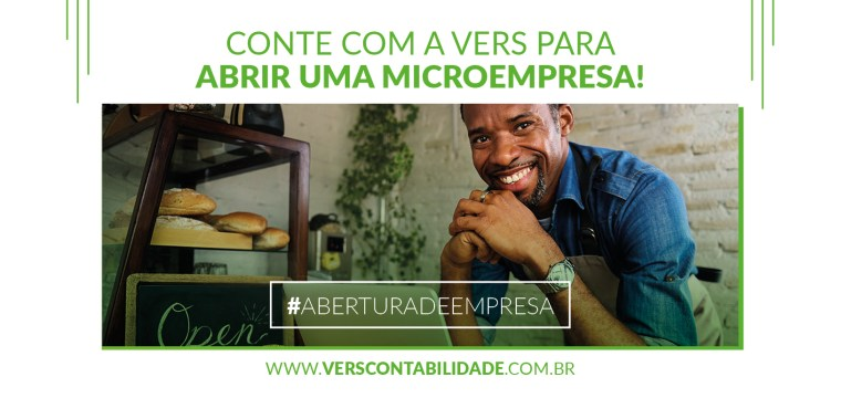 Conte com a Vers para abrir uma microempresa! - 390X230px