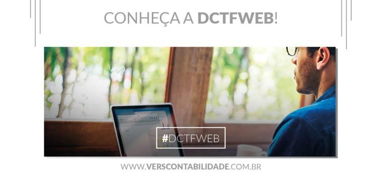 Conheça a DCTFWeb - site 390X230px