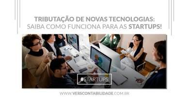 Tributação de novas tecnologias saiba como funciona para as startups! - site 390X230px