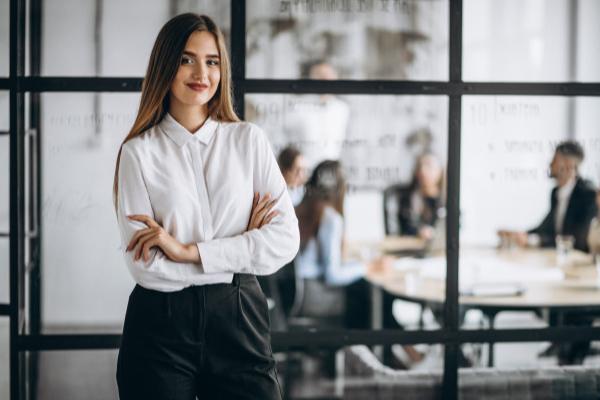 Empreendedorismo Feminino:As Mulheres No Mundo Dos negócios
