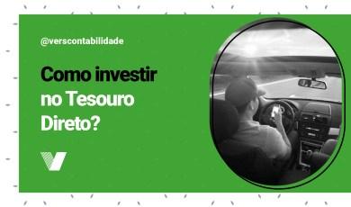 Como investir no Tesouro Direto