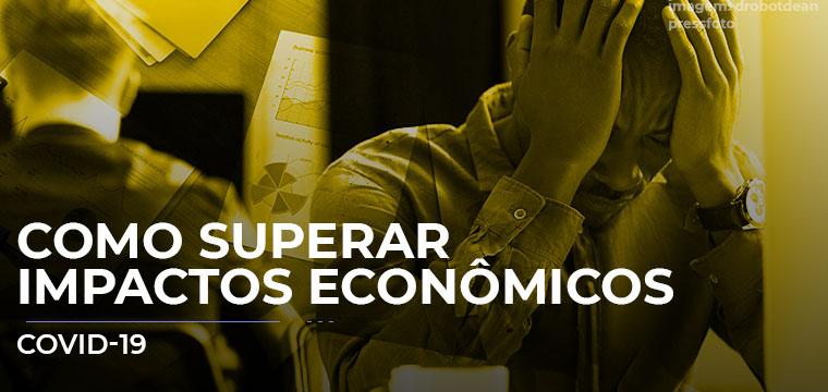 impactos econômicos do Covid-19