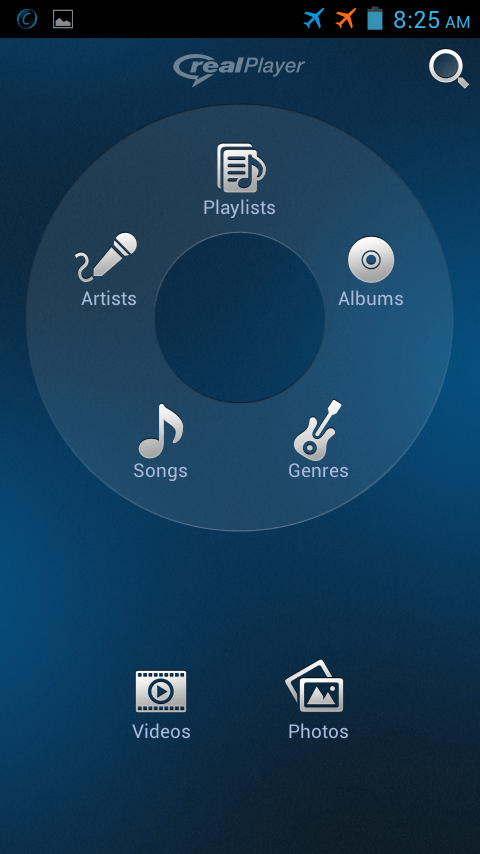 Top 4 Audio and Video Players for Android