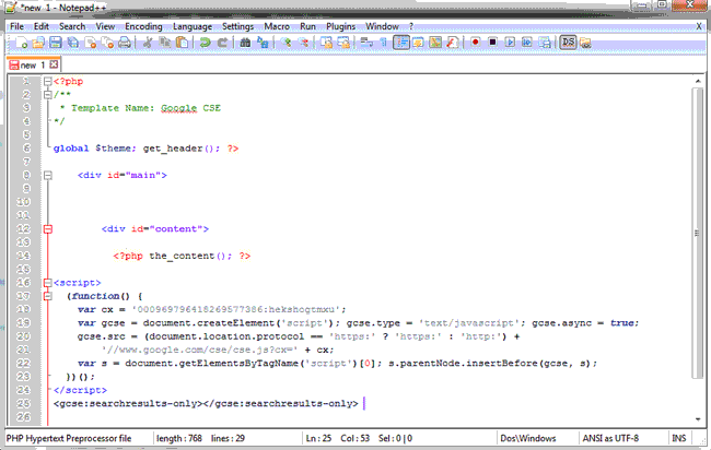 notepad++ best text editor for programmers