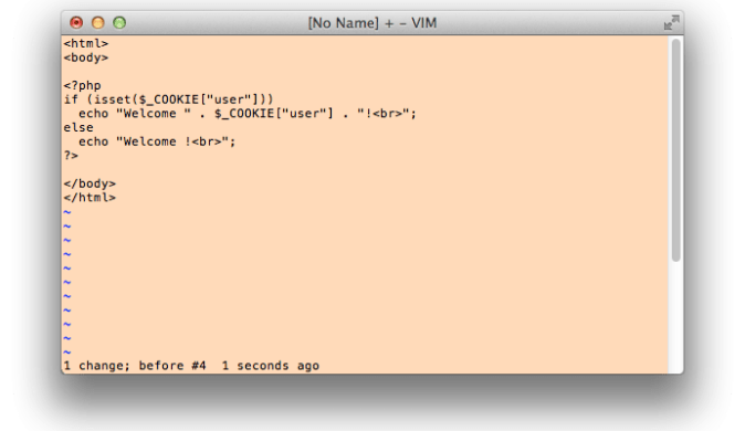 MacVim - Best Free Text Editor for Mac for Developers