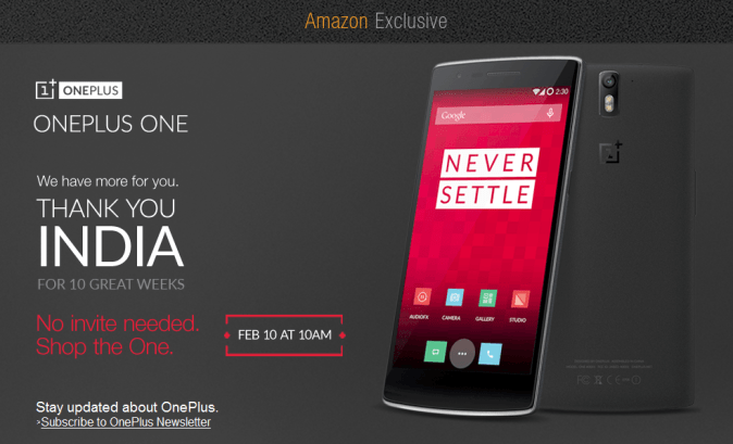 Buy OnePlus One