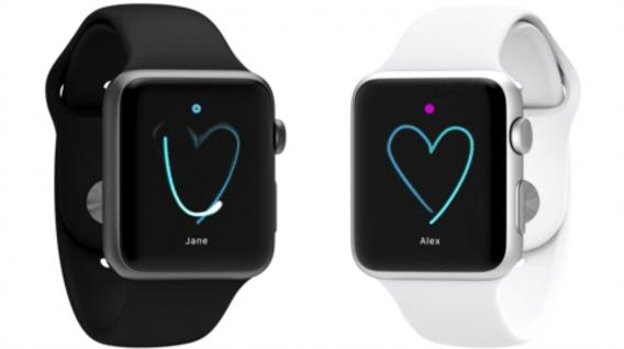 Send-Drawings-Apple-watch-users