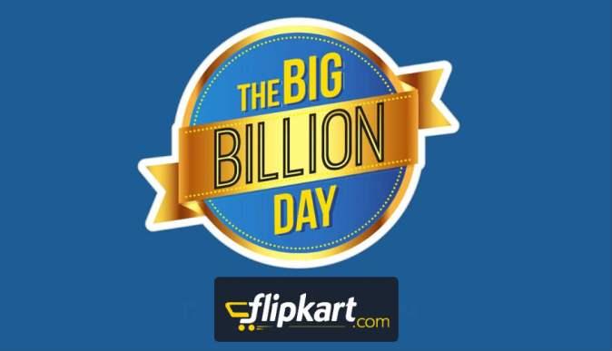 The Flipkart Big Billion Sale is back