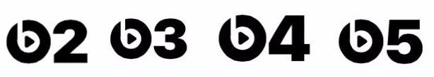 B2 B3 B4 B5