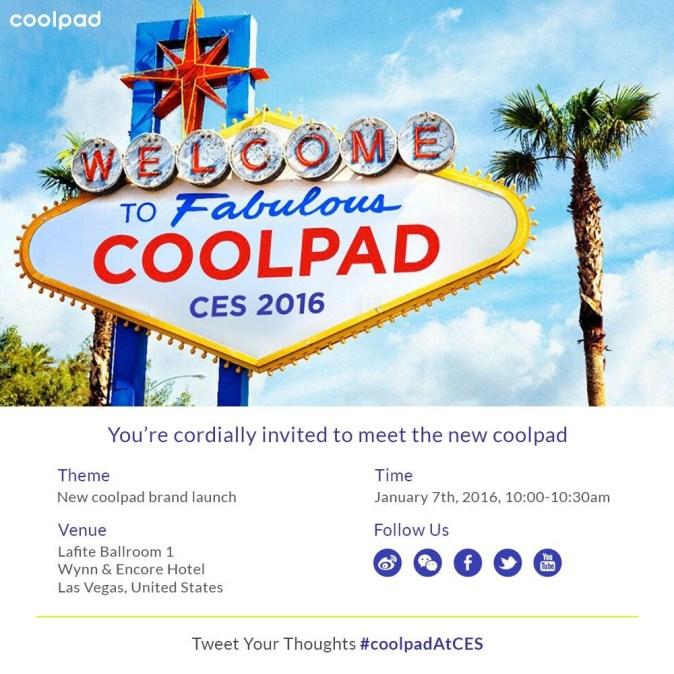 Coolpad CES 2016
