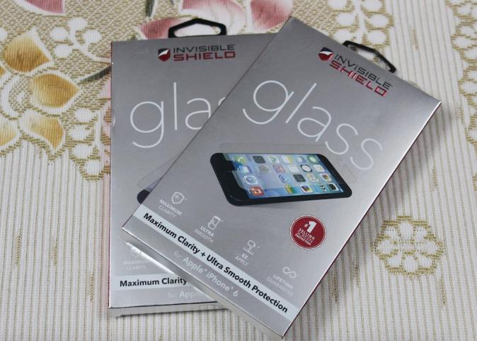 ZAGG Invisible Shield Glass for iPhone 6