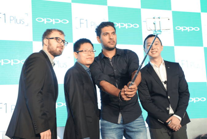 OPPO F1 Plus Launch