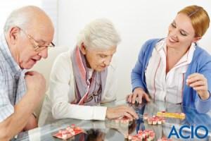 Stationäre Pflegebedürftige