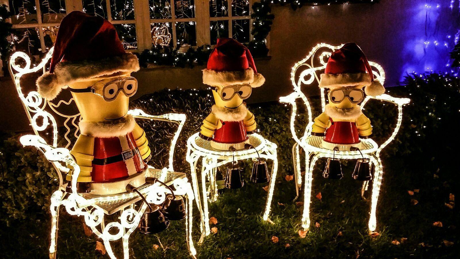 Nella Casa di Babbo Natale a Massarosa con Destinazione Terra